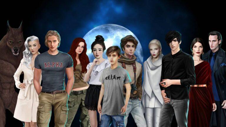 Рождённая Луной — Как спасти всех в финальной битве