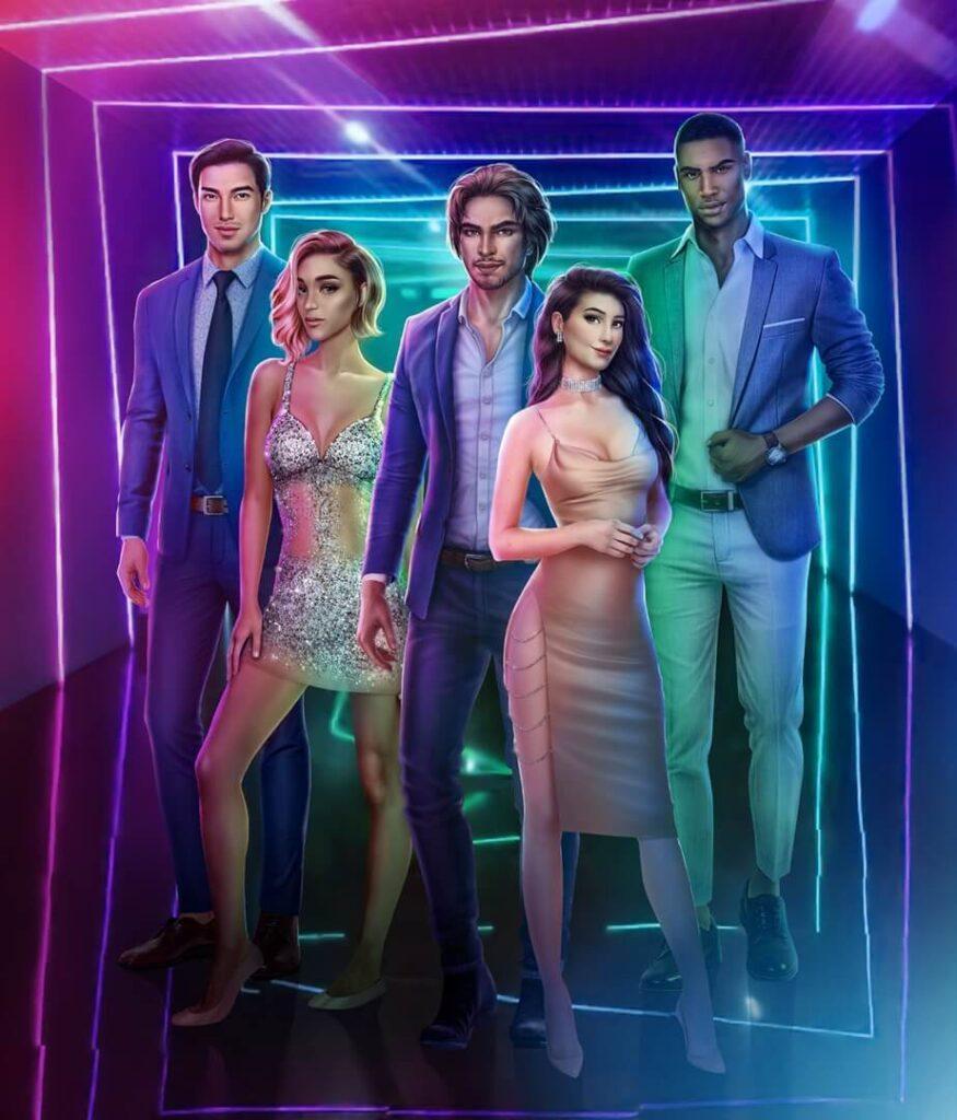 Прохождение Клуб Романтики: В Ритме Страсти — 2 сезон