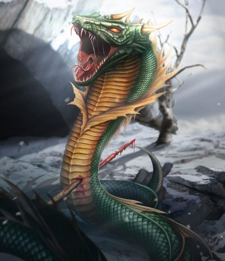 Секрет Небес — Убить змея или нет?