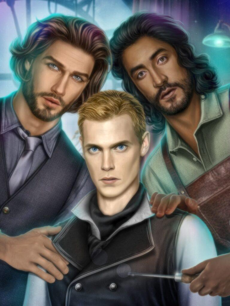 Прохождение Клуб Романтики: Грешный Лондон — 1 сезон