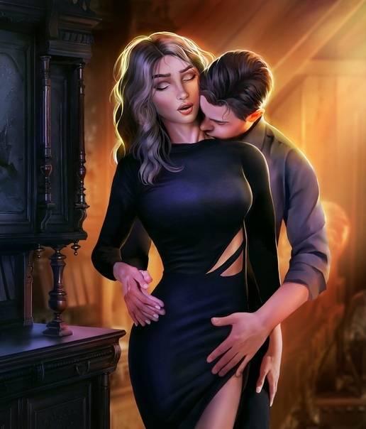 Прохождение Клуб Романтики: Я охочусь на тебя — 1 сезон