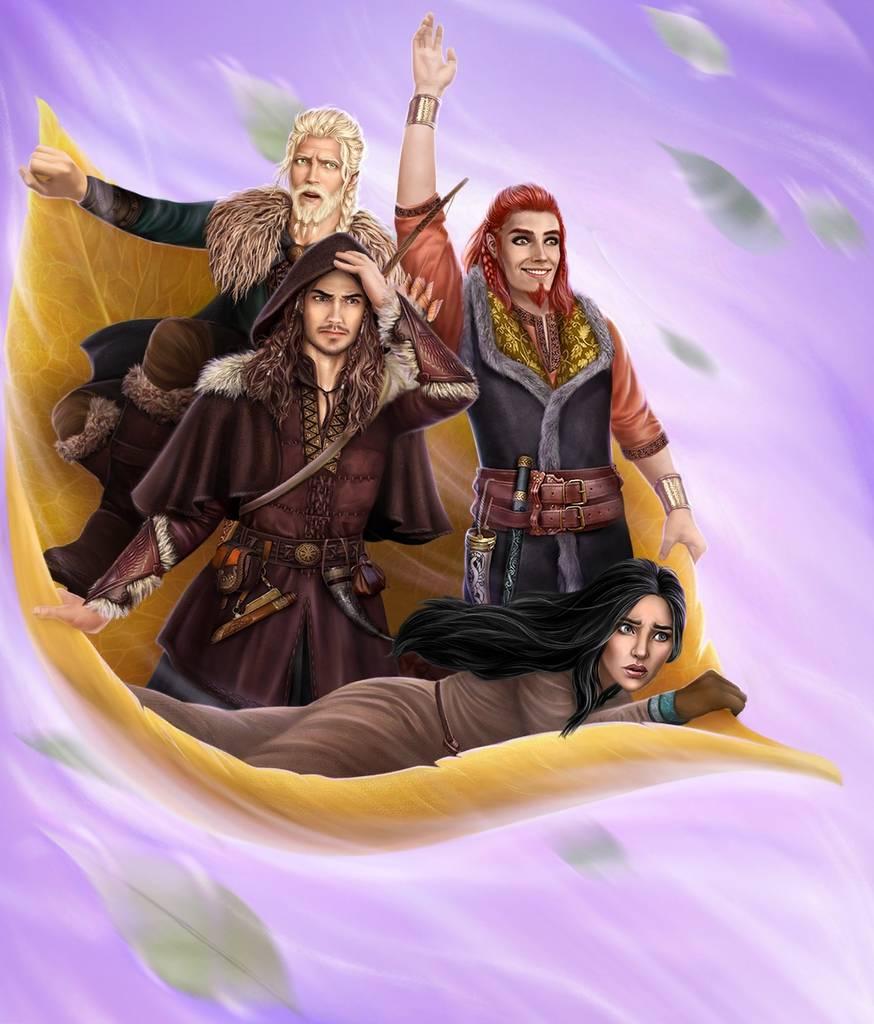 Прохождение Клуб Романтики: Путь Валькирии — 1 сезон