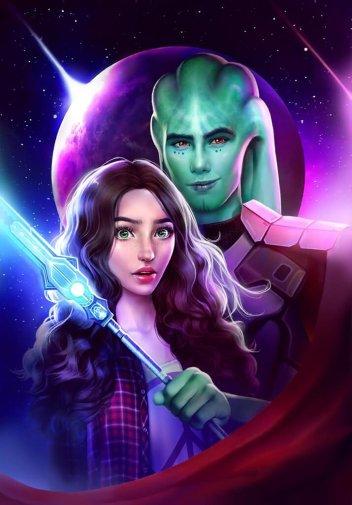 Любовь со Звёзд - прохождение и гайды в игре Клуб Романтики