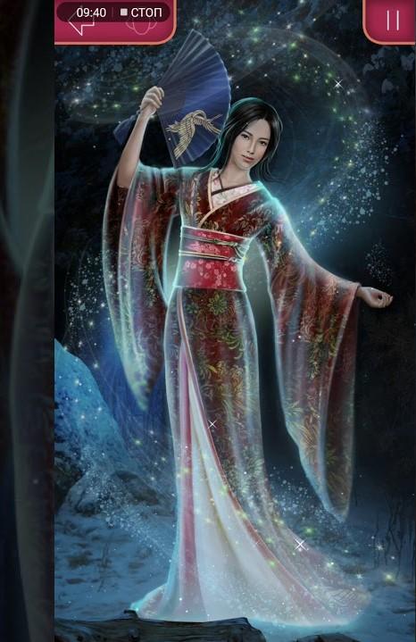 Легенда Ивы — Какой веер выбрать