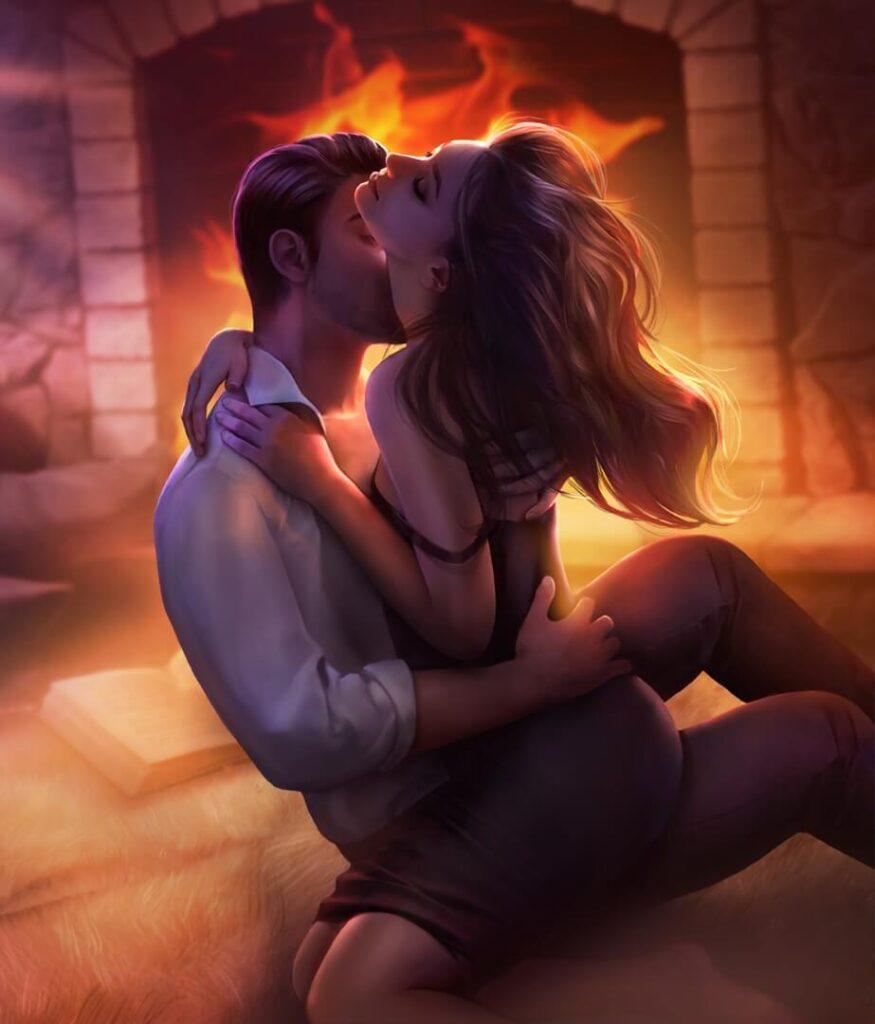Прохождение Клуб Романтики: Дракула. История Любви — 1 сезон
