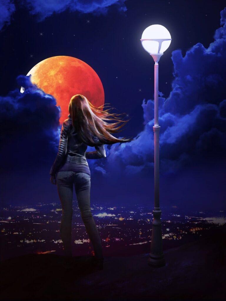 Рождённая Луной 1 сезон прохождение всех серий