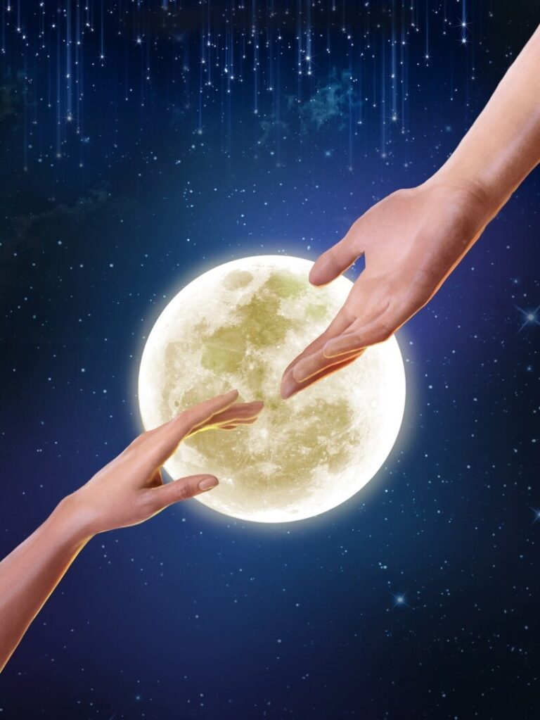 Рождённая Луной 4 сезон прохождение всех серий