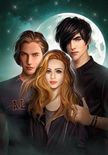 Рождённая Луной - прохождение и гайды в игре Клуб Романтики